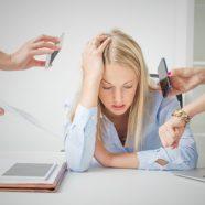 Psychische Gefährdungen/Belastungen