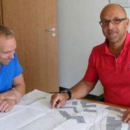 Zeitungsbericht: Lonnerstadter für Umwelteinsatz ausgezeichnet